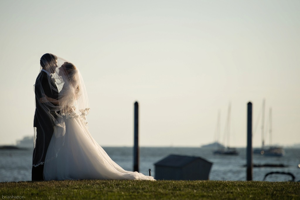 Riverside Yacht Club Wedding